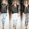 Современная мода на женские джинсы