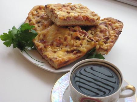 Вкусная домашняя пицца — фото 1