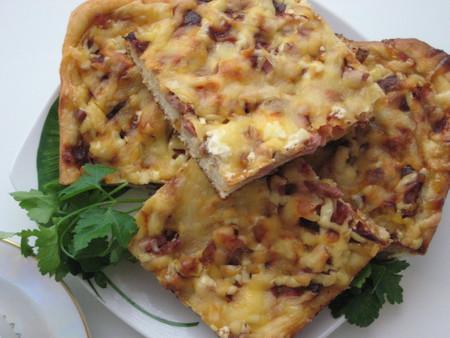 Вкусная домашняя пицца — фото 8