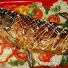 Фаршированная рыба к новогоднему столу