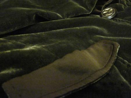Аккуратно отстроченные кармашки