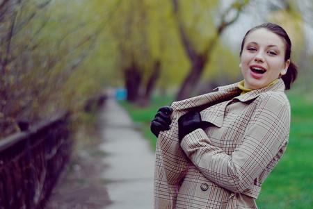 Плащ Naf-Naf: весна со вкусом винтаж — фото 1