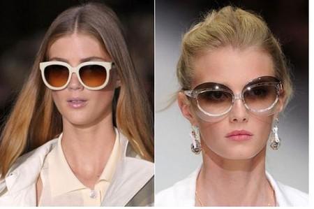 Актуальные солнцезащитные очки 2011 года — фото 6