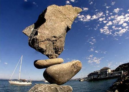 Балансировка камней как искусство поиска равновесия — фото 3