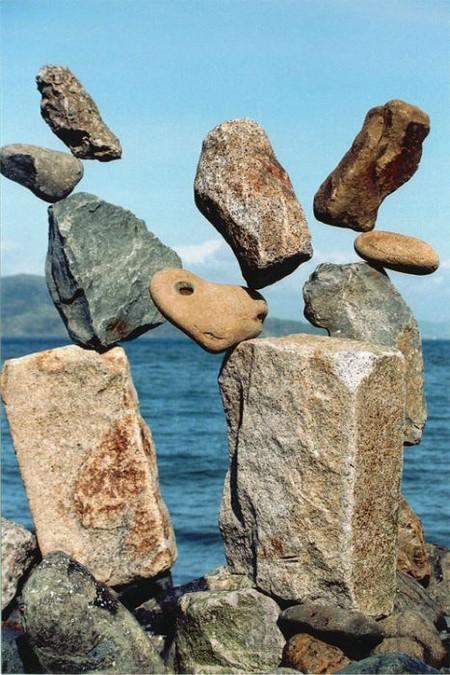 Балансировка камней как искусство поиска равновесия — фото 11
