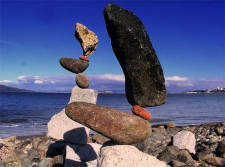 Балансировка камней как искусство поиска равновесия — фото 12