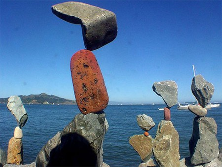 Балансировка камней как искусство поиска равновесия — фото 13