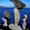 Балансировка камней как искусство поиска равновесия