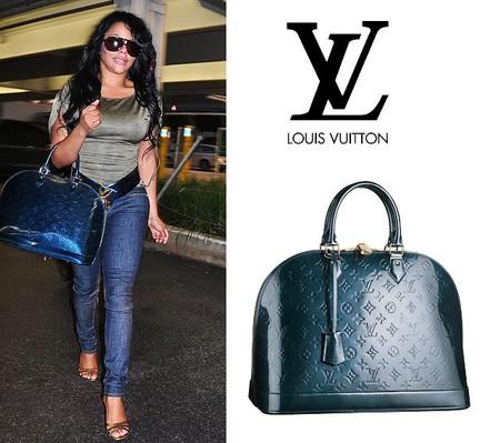 Как отличить подлинную  Louis Vuitton о подделки — фото 3