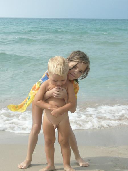 Отдых с детьми на море — фото 1