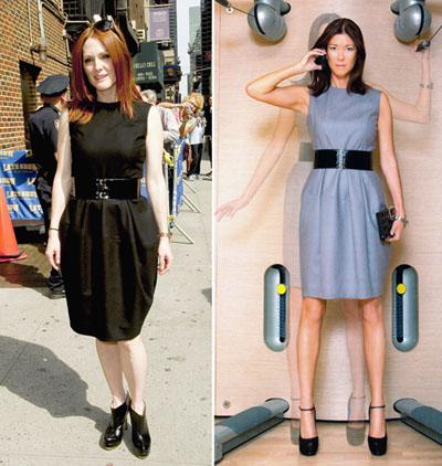 Платья. Модные тенденции сезона весна – лето 2011 года — фото 2