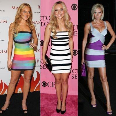 Платья. Модные тенденции сезона весна – лето 2011 года — фото 1