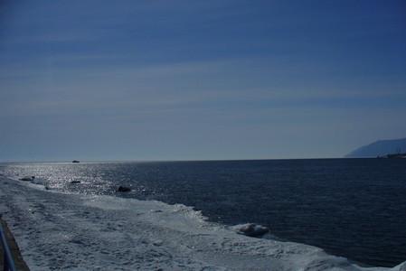 Байкал. Поселок Листвянка. Зима — фото 2