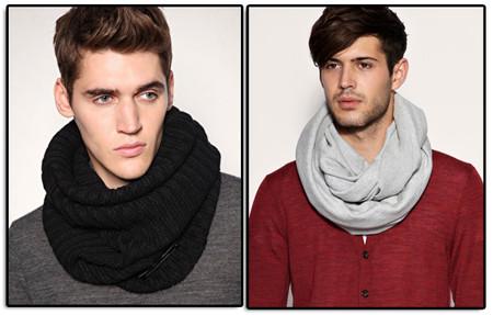 Снуд - модный тренд зимы 2011. — фото 5