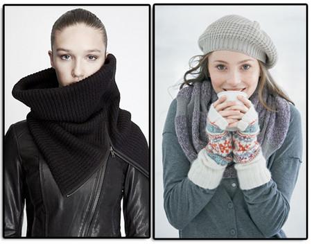 Снуд - модный тренд зимы 2011. — фото 3