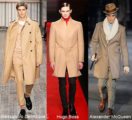 Какая же осень без элегантного пальто.  Этой осенью 2009 г. в моде...