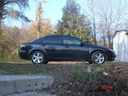 Моя любимая Mazda 6 — фото 1