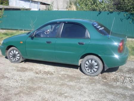 Chevrolet Lanos / Шевроле Ланос — фото 1