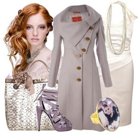 Пальто в классическом стиле
