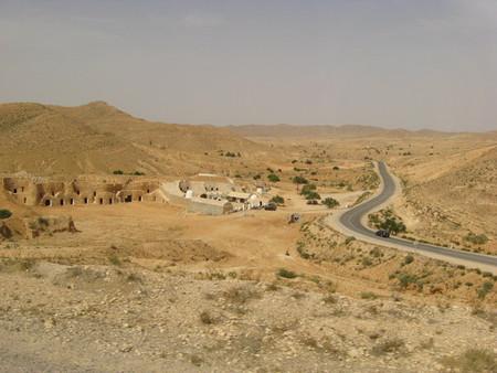Тунисские троглодиты — фото 1