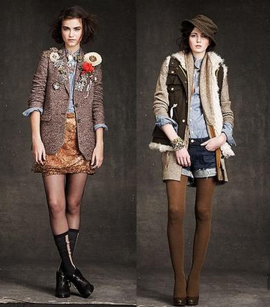 Многослойность — модная тенденция 2011 — фото 1