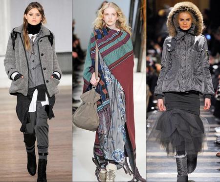 Многослойность — модная тенденция 2011 — фото 3
