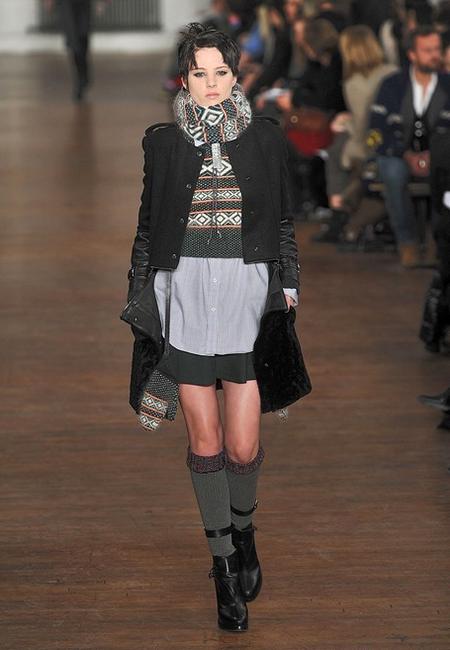 Многослойность — модная тенденция 2011 — фото 2