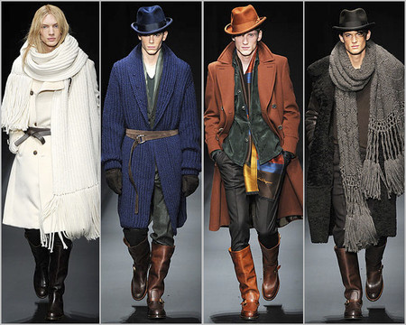 Многослойность — модная тенденция 2011 — фото 4