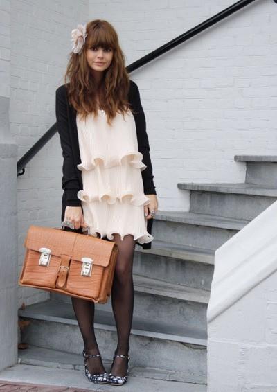 Снова в школу! Модный тренд: сумка-портфель — фото 4