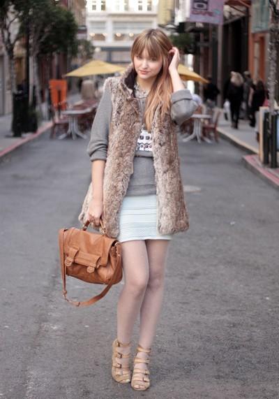 Снова в школу! Модный тренд: сумка-портфель / Сумки / Вещи ...