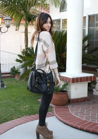 Снова в школу!  Модный тренд: сумка-портфель - фото 1.