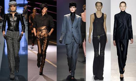 Как и раньше, в моде остаётся такая вещь, как комбинезон.