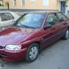 Моя первая машина - Ford Escort