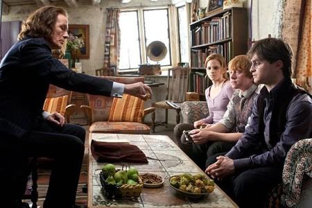 Министр Магии исполняет завещание Дамблдора