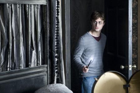 Гарри в комнате Сириуса