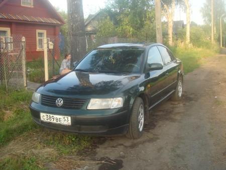 Volkswagen Passat B5 — фото 1