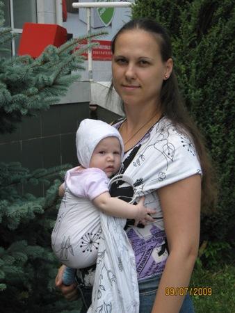 Слинг - помощник для мамы и комфорт для малыша — фото 3