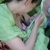 Слинг - помощник для мамы и комфорт для малыша