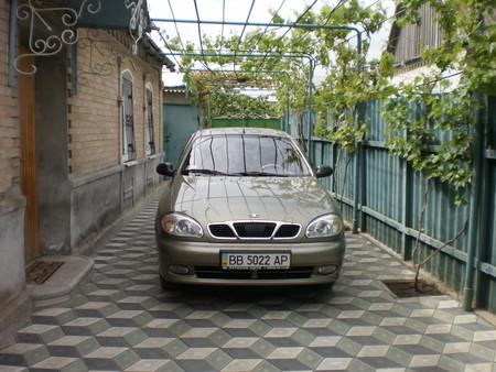 Daewoo SENS ( он же ЗАЗ Шанс в России) — фото 1