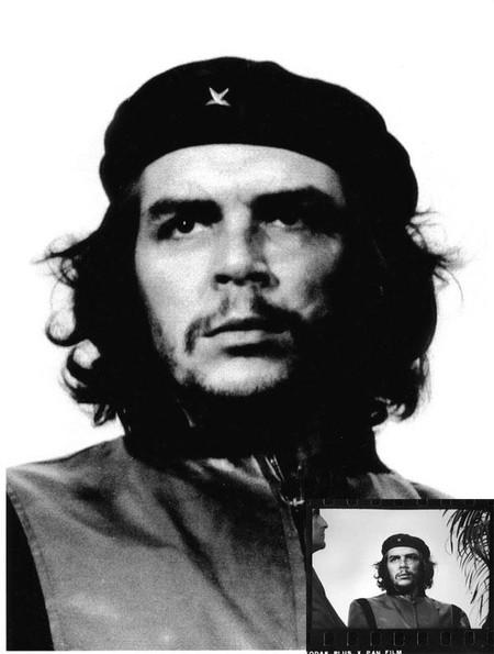 Фотоснимок, сделанный репортером Альберто Корда на митинге 1960 года, на котором между чьим-то носом и пальмой видно еще и лицо Че Гевары, претендует на звание самой растиражированной за всю историю фотографии.