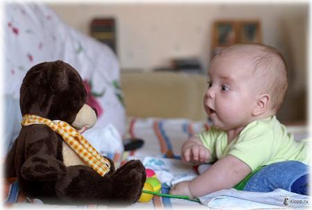 Ребенок познает мир — фото 1