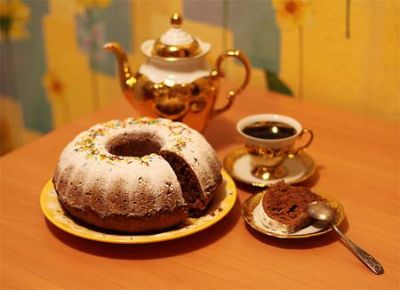 """Французский кекс """"Саварен"""" — фото 1"""