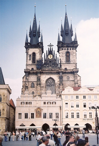 Самый красивый город Европы — фото 1