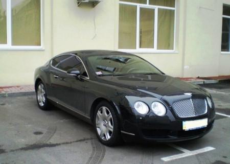 Bentley Continental GT. Экипаж подан, сэр! — фото 2