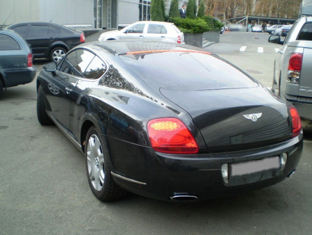 Bentley Continental GT. Экипаж подан, сэр! — фото 3