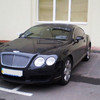 Bentley Continental GT. Экипаж подан, сэр!