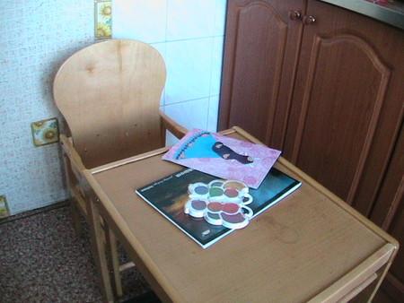 Складные высокие детские стульчики для кормления — фото 2