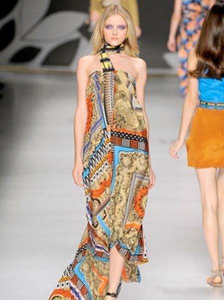 Мода сезона весна-лето 2011 — фото 6