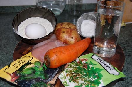 Суп с домашней лапшой — фото 2