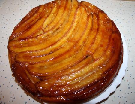 Бананово-карамельный пай — фото 1
